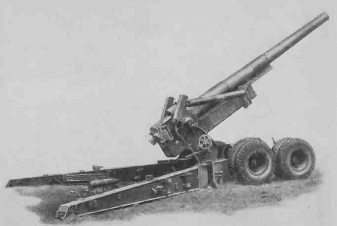7.2-inch Howitzer data sheet